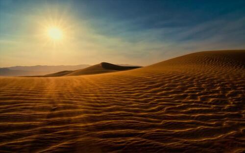 """Défi fée capucine """"Danse dans le désert"""""""