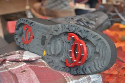 chaussures pour l'hiver canadien