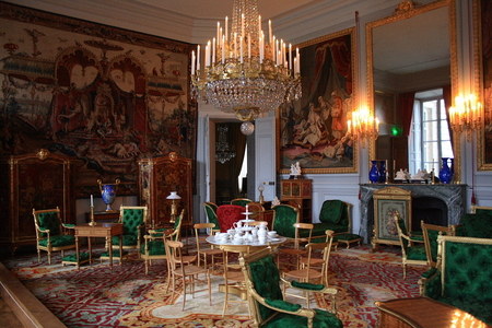 Salon de thé et de musique