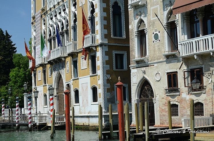 Quelques façades de palais