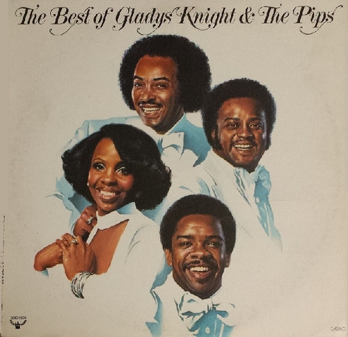 "Gladys Knight & The Pips : Album "" The Best Of Gladys Knight & The Pips "" Buddah Records BDS 5653 [ US ]"