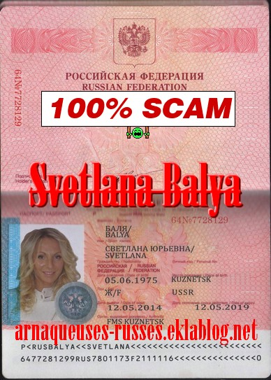 RUSSIAN SCAMMER-178