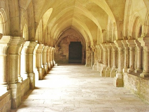 Une visite intéressante à faire à l'Abbaye de Fontenay...