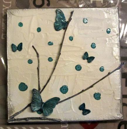 Tableau papillons #1