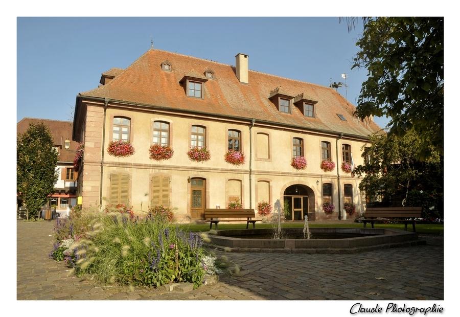 Bergheim - Haut Rhin - Alsace 07 Septembre 2014