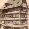 strasbourg maison kammerzeil 1920