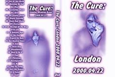 22.04.2000 London 3 DVD