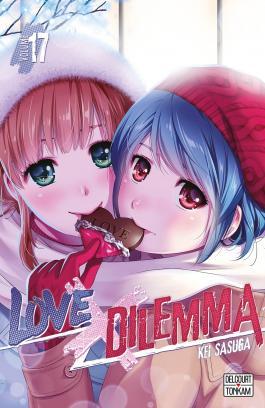 Love x dilemma - Tome 17 - Kei Sasuga