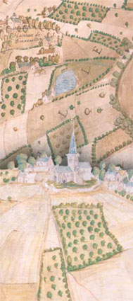Histoire de la Normandie ( V ) Paysages de Normandie