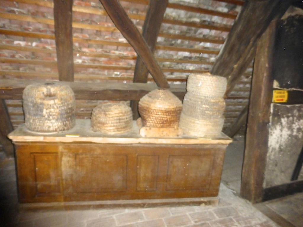 Maison du Val de Villé 3: le grenier et ses trésors.