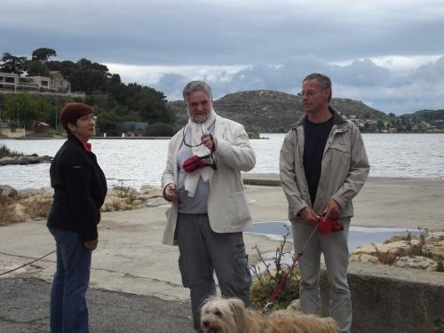 Visite d'Istres pendant nos vacances !!