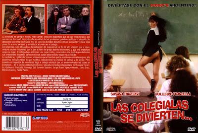 Las colegialas / Happy Highschool. 1986.