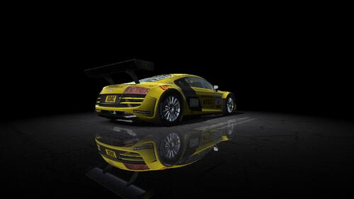 Team Argo Racing Audi R8LMS