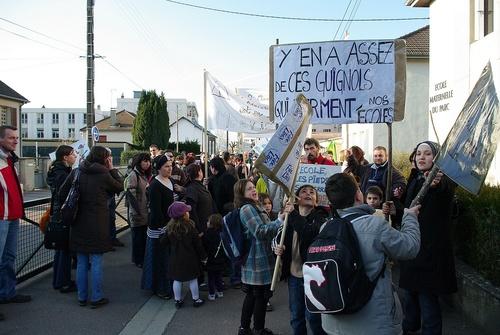 Maternelle du Parc à Autun: la 3e classe maternelle sera fermée