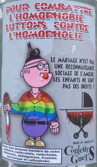 Luttons contre l'homofolie