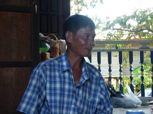 Arrivée au Laos et discussion des projets 2017