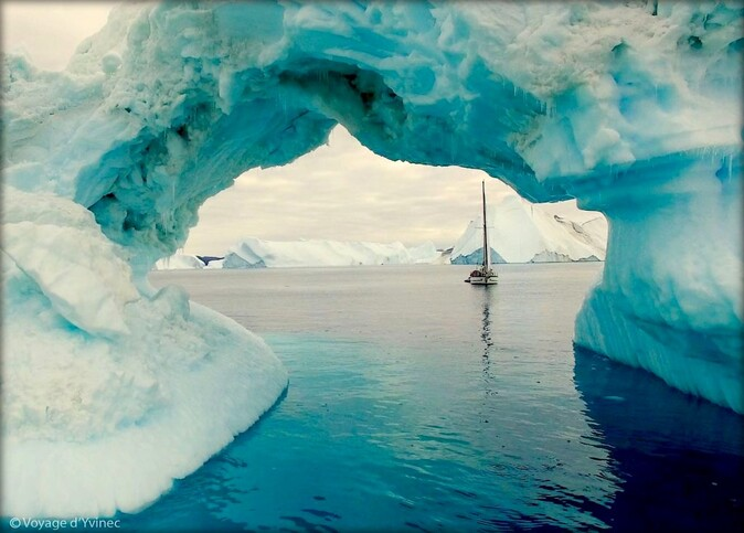 Guirec Soudée explores Greenland for 1 year on his sailboat!