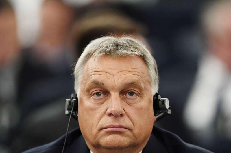 Viktor Orban, le 11 septembre 2018.