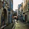 Rue des Cloutiers par Cyril Vivier
