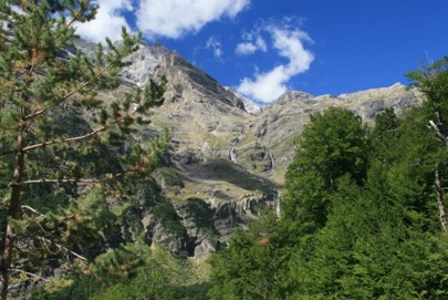 Bielsa et la Vallée de la Pineta