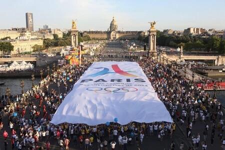 Que signifie le logo de Paris 2024 ?