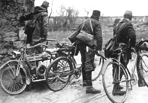 La Motocyclette en France 1914-1921 - Réédition (5)