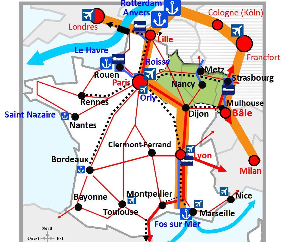 Transport En France Et En Europe Le Blog Du Maitre