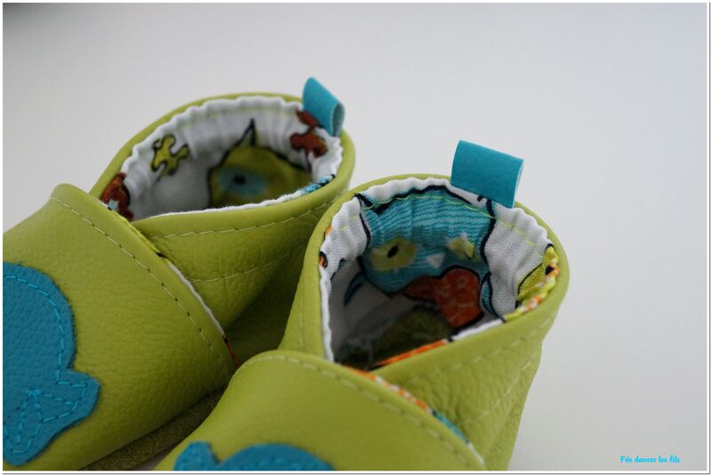 Petits chaussons #2