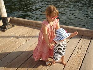 """La """"Swan River"""" à Perth"""
