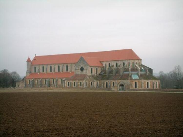 Eglise Abbatiale de Pontigny