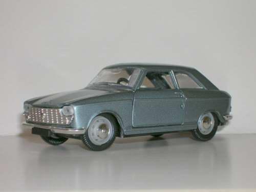 Peugeot 204 coupé 1968