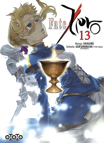 Fate/zero - Tome 13 - Takashi Takeuchi & Gen Urobushi