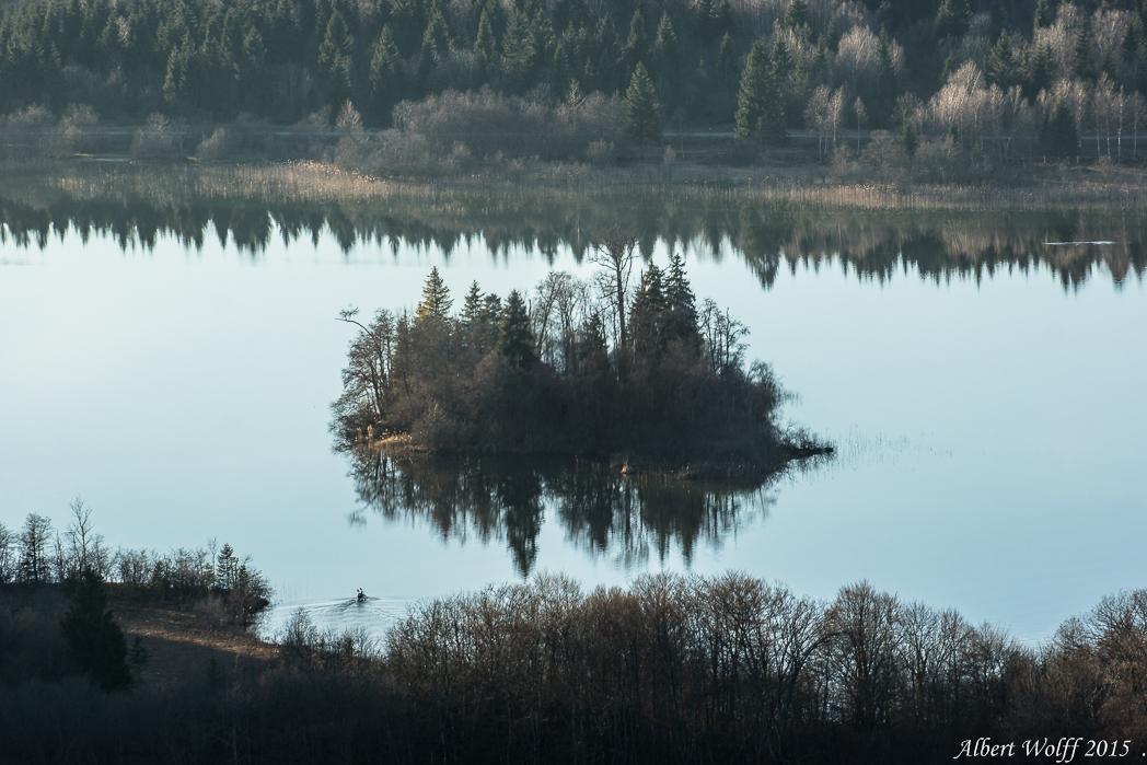 Du côté des quatre lacs