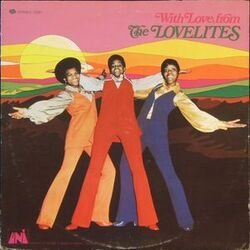 The Lovelites - With Love From The Lovelites - Complete LP