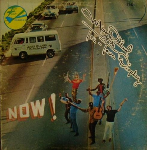"1969 : Album "" Now ! "" Tex-Town Records TT 921 [ US ]"