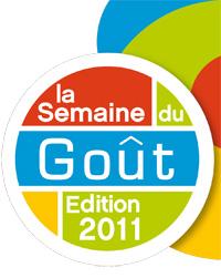 SEMAINE DU GOUT 2011