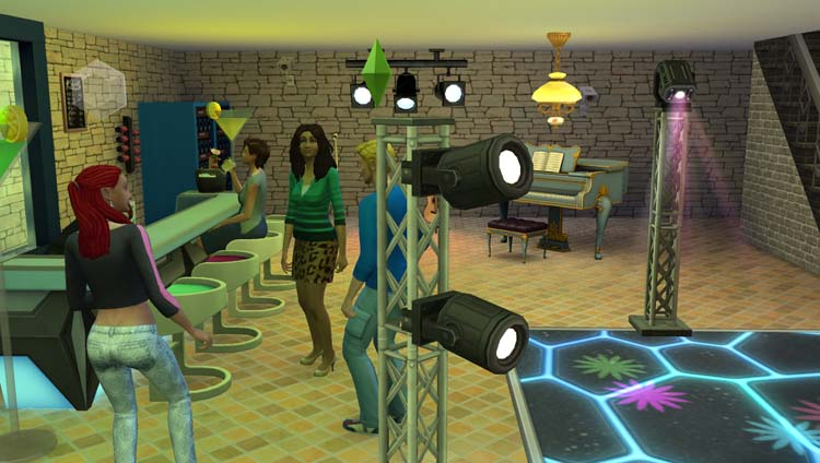Sims 4, 72 h chrono pour se marier...