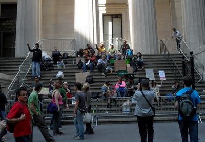 """Les espaces publics à l'heure du """"Trumpocène"""""""