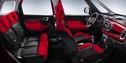 Nouveauté étrangère: Fiat 500L
