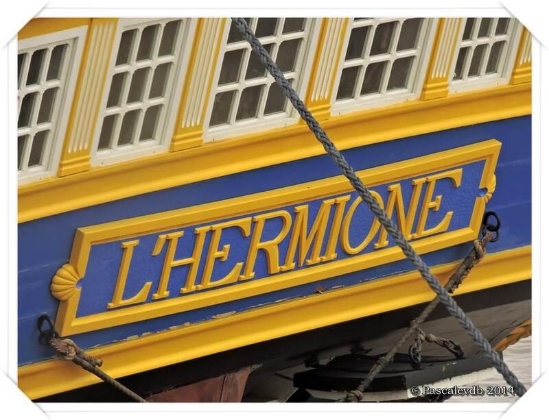 L'Hermione à Bordeaux - 3/11