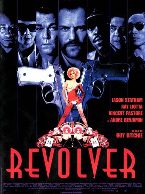 REVOLVER BOX OFFICE FRANCE 2005