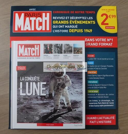 N° 1 Chronique de notre temps avec Paris Match - Lancement