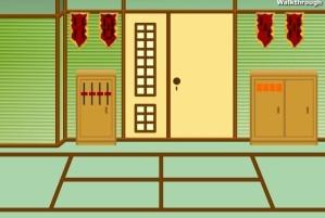 Japanese house escape 5