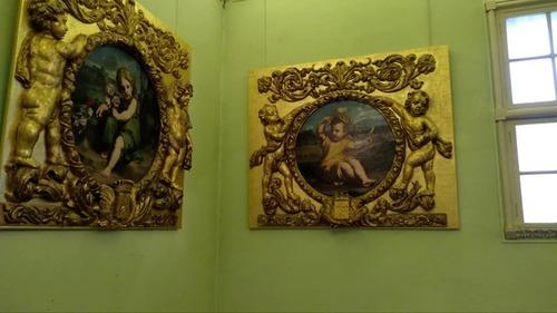 Les 4 saisons - visite au Pavillon Vendôme