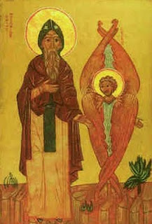 Saint Jean de Dalyatha, moine mystique syro-oriental (8ème s.)