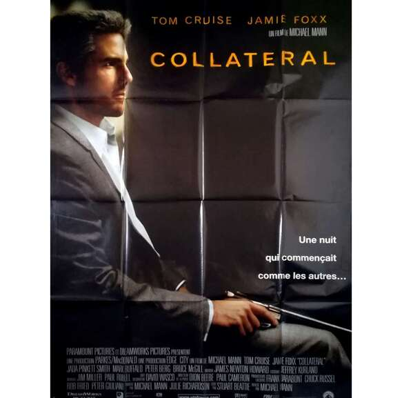 COLLATERAL BOX OFFICE FRANCE 2004