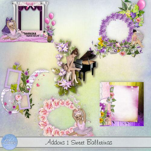 Addons Sweet Ballerinas 1 et 2
