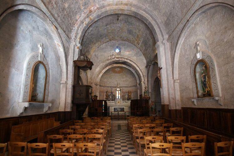 Eglise Sy Michel considété maintenant comme une chapelle se trouve au vieux Cannet des Maures