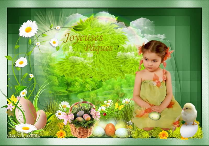 ♥ Joyeuse Pâque ♥
