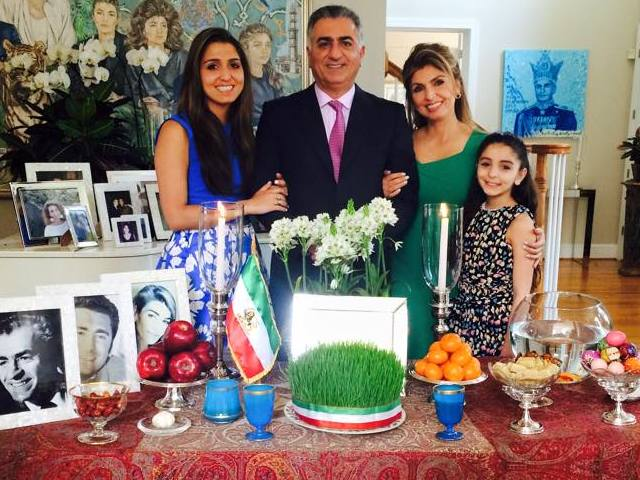 Nouvel an iranien- Nowrouz